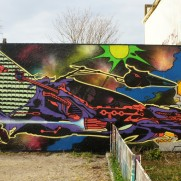 LECTRICS WALL - LOODZ & WOBE