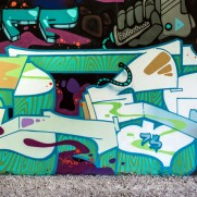 LECTRICS WALL - Aple76 & Wobe79