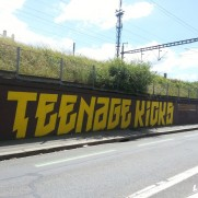 RENNES - TEENAGE KICKS JAM WALL