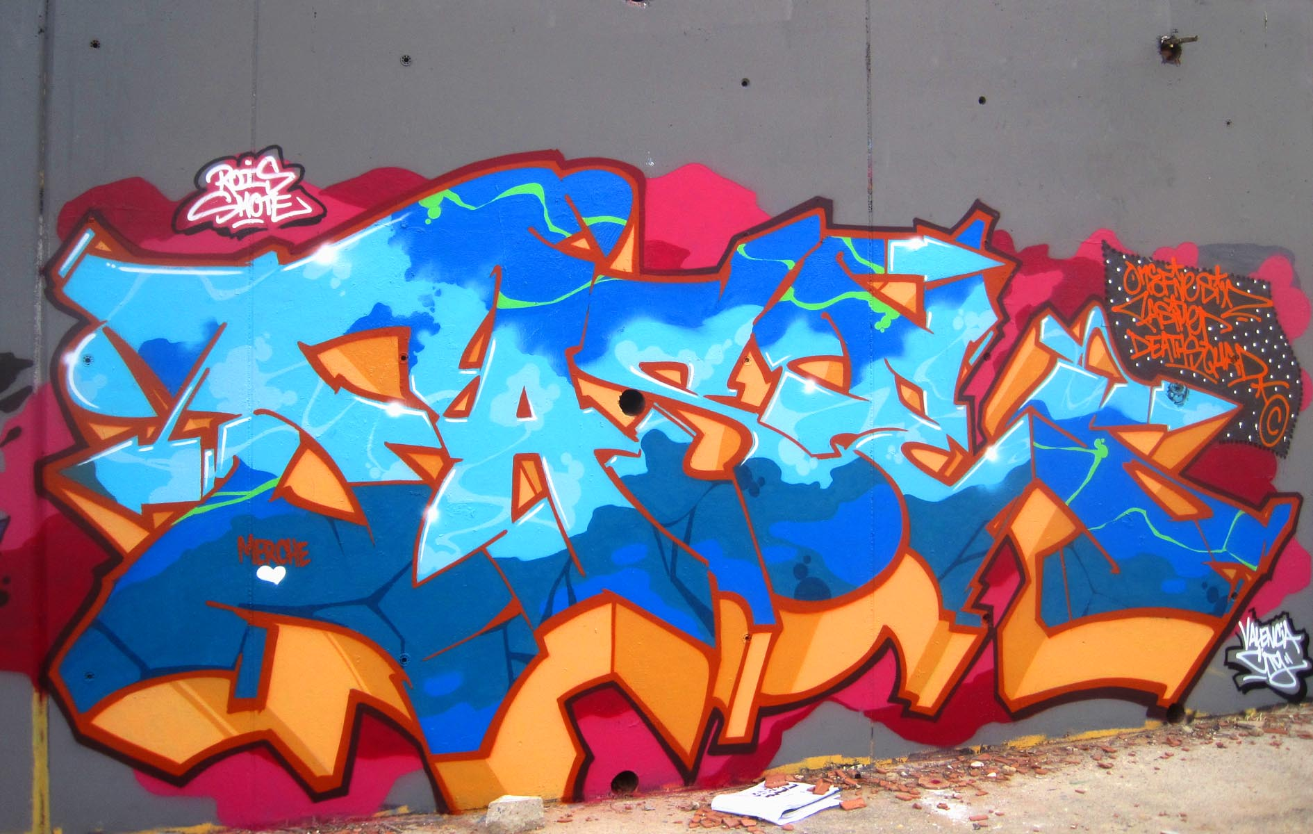 FASE FASIM GRAFFITI VALENCIA 2014 TAVERNES baja