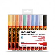 New Molotow markers sets