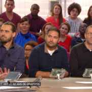VIDEO - LEK and KARIM BOUKERCHA AT CANAL +