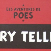 BOOK REVIEW - LES AVENTURES DE POES -  STORY TELLING