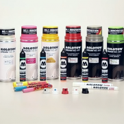VIDEO- MOLOTOW MARKERS
