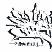 SKETCH BATTLE - Overkill / Molotow