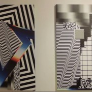 Resituation: a solo show by Felipe Pantone