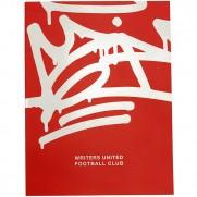 BOOK - UZI - WRITERS UNITED FOOTBALL CLUB