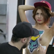 VIDEO - Body Painting