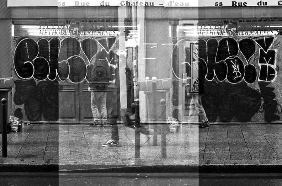 Graffiti Love Noir Et Blanc Images & Pictures - Becuo