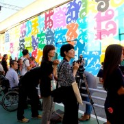 Osaka´s biggest Mural project grows