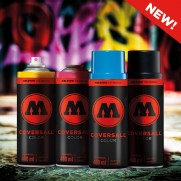 MATERIAL - NEW 49 COLORS MOLOTOW SPRAYPAINT