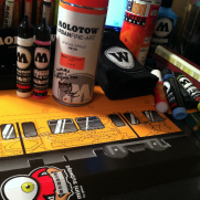 PRODUCT - MINI SUBWAYZ x MOLOTOW