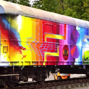 VIDEO - FORK4 MOLOTOW TRAIN