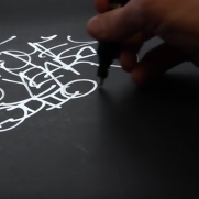 PRODUCT- Molotow Liquid Chrome test