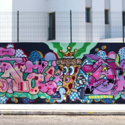 GRAFFITI TV: OVAS x XENA