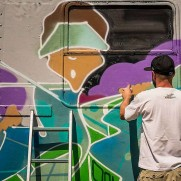 VIDEO - Lectrics Team and Molotow